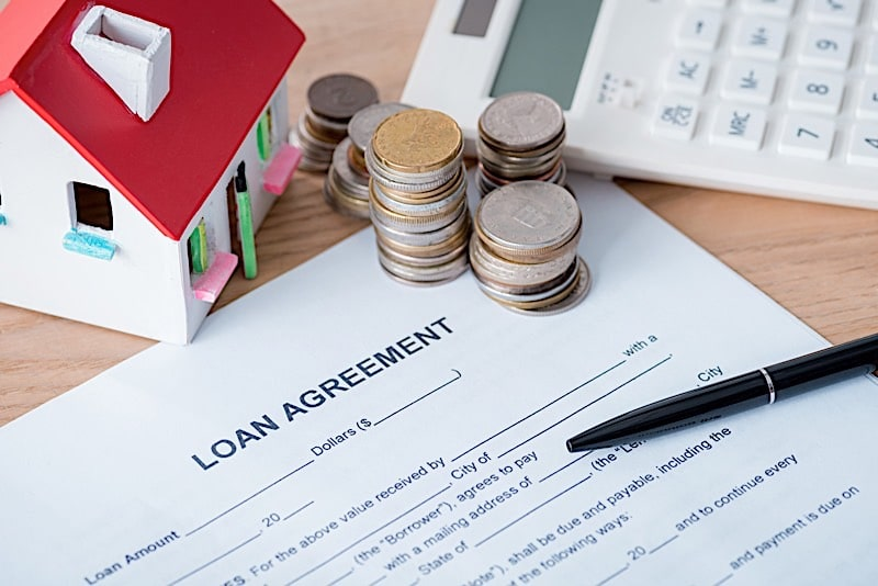 how to get a real estate loan