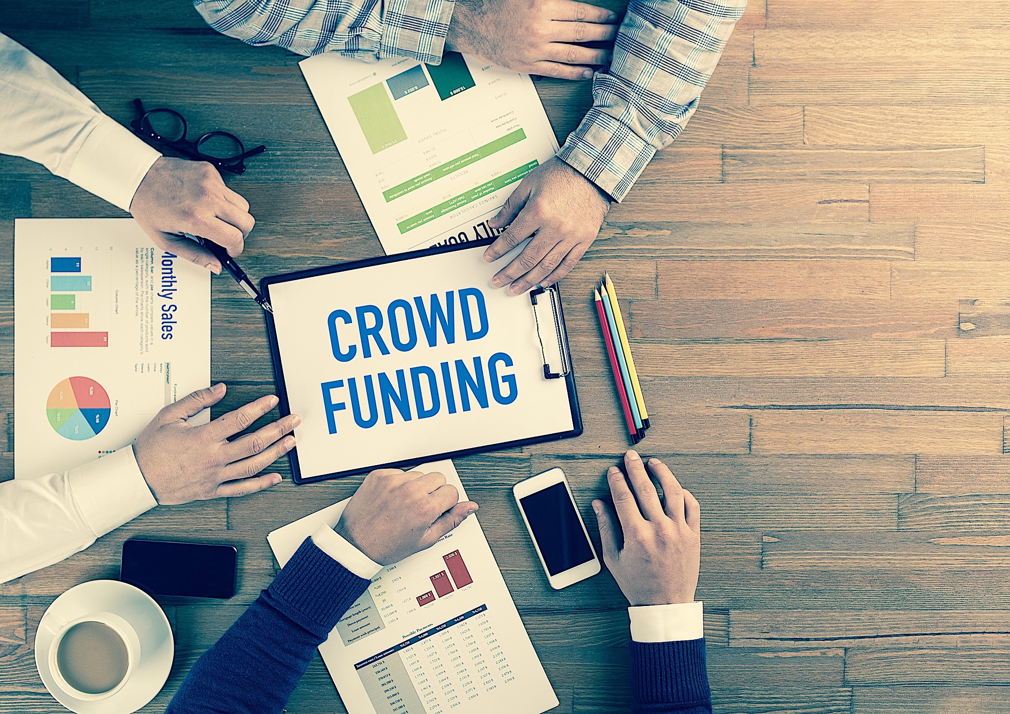 Image result for real estate crowdfunding services