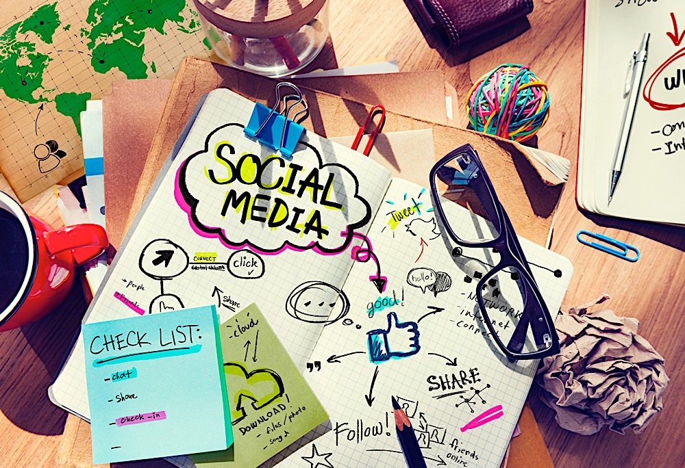 Real estate and social media