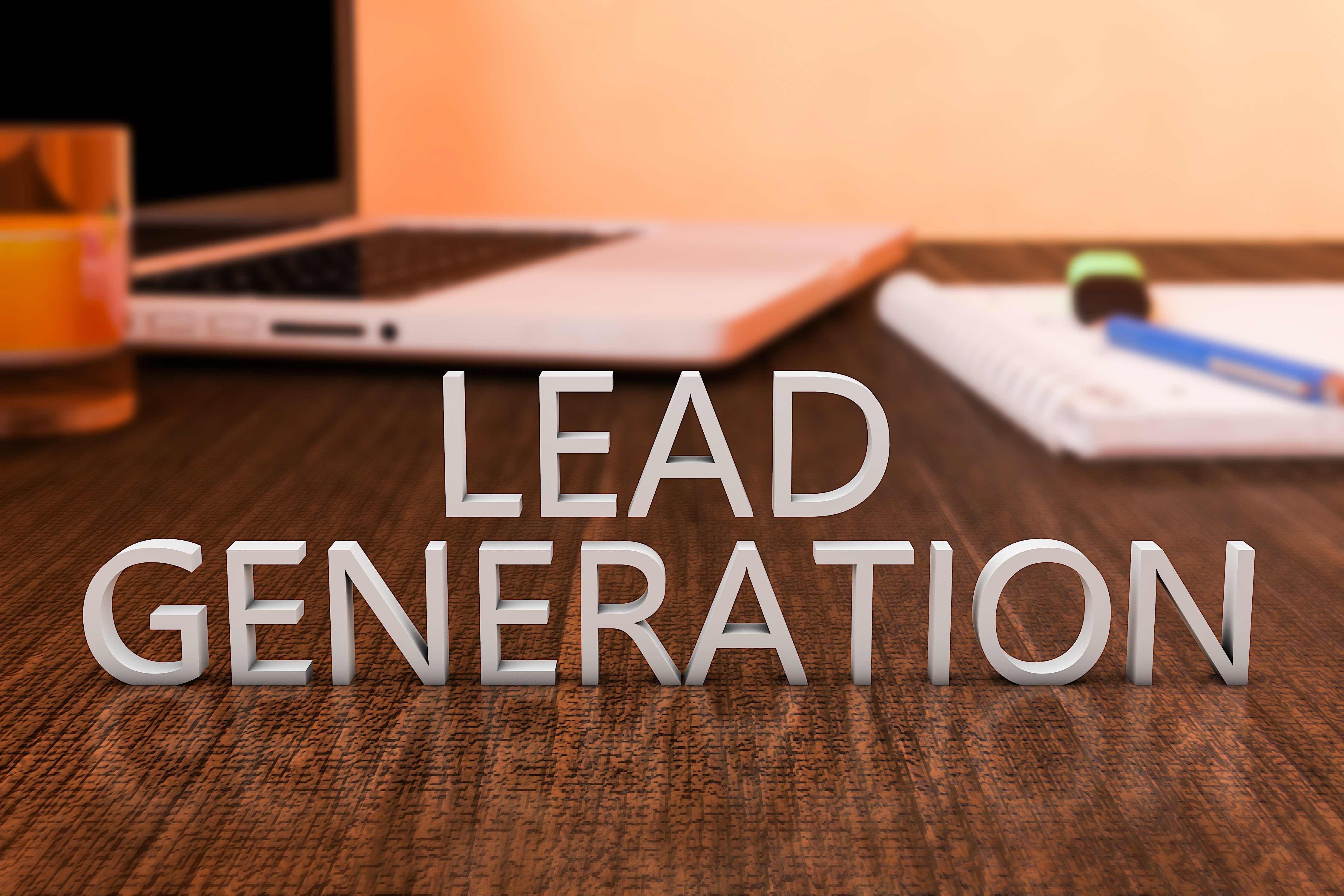 best real estate lead generation system