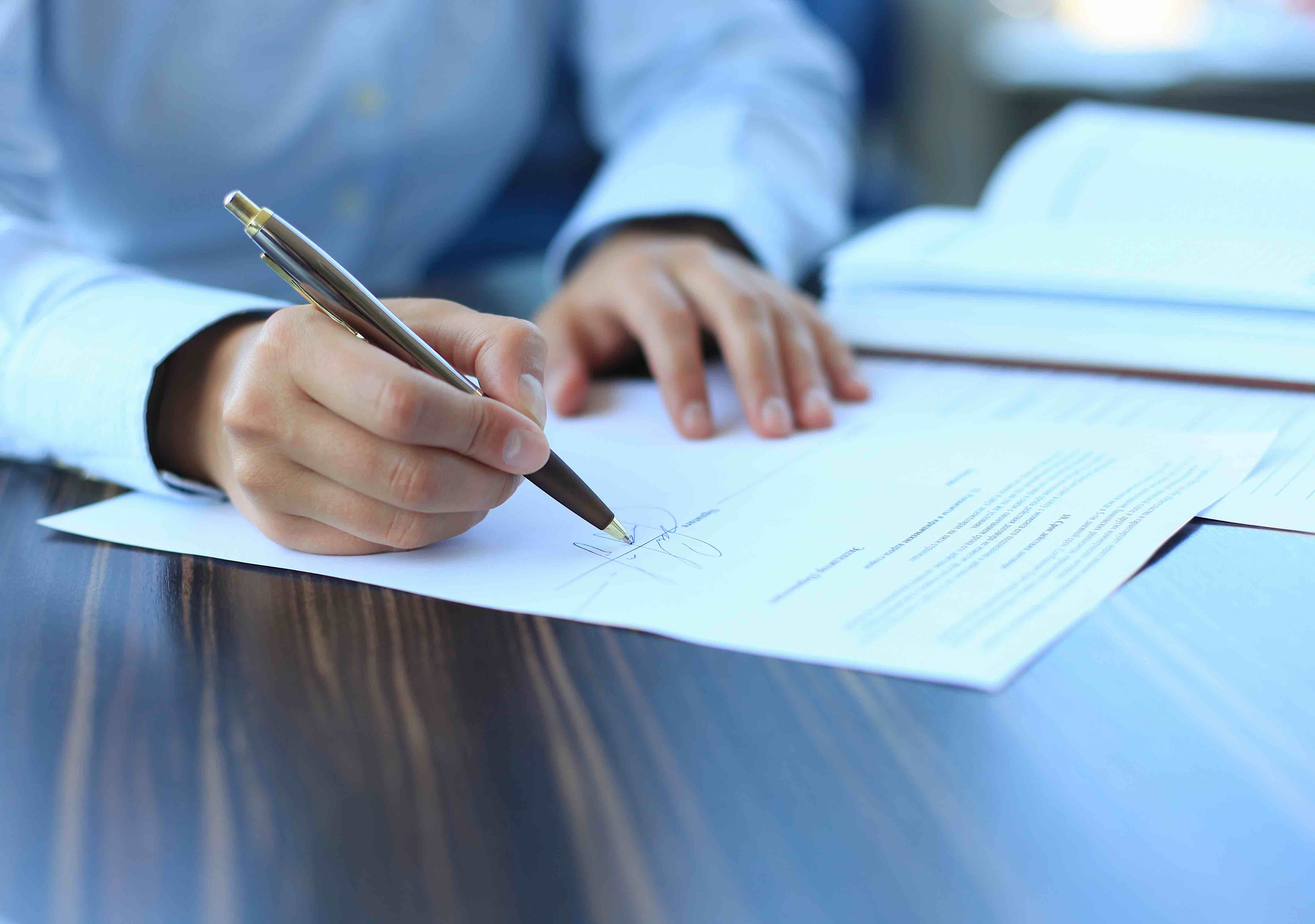 Real estate legal contracts