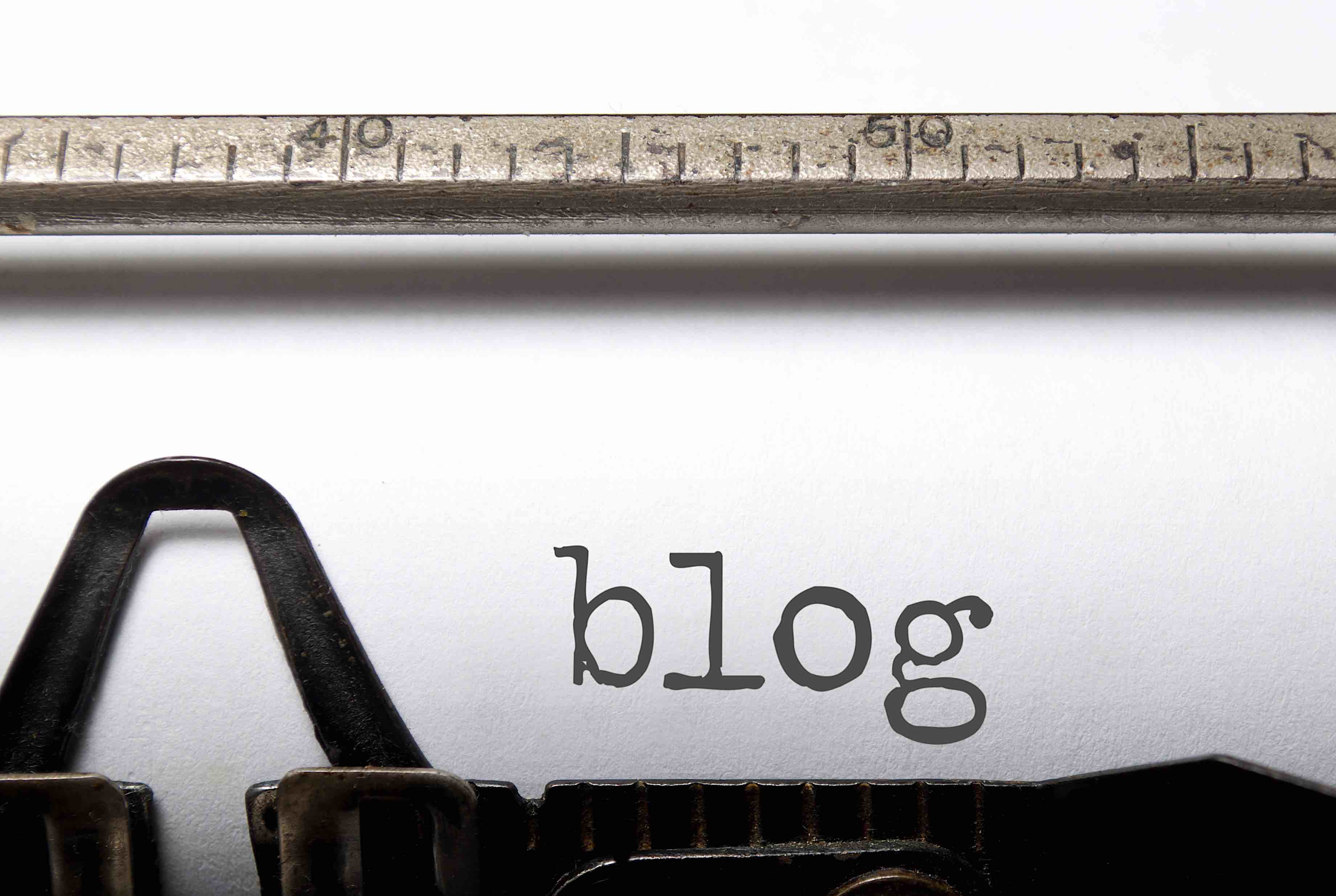 Real estate blogging tips