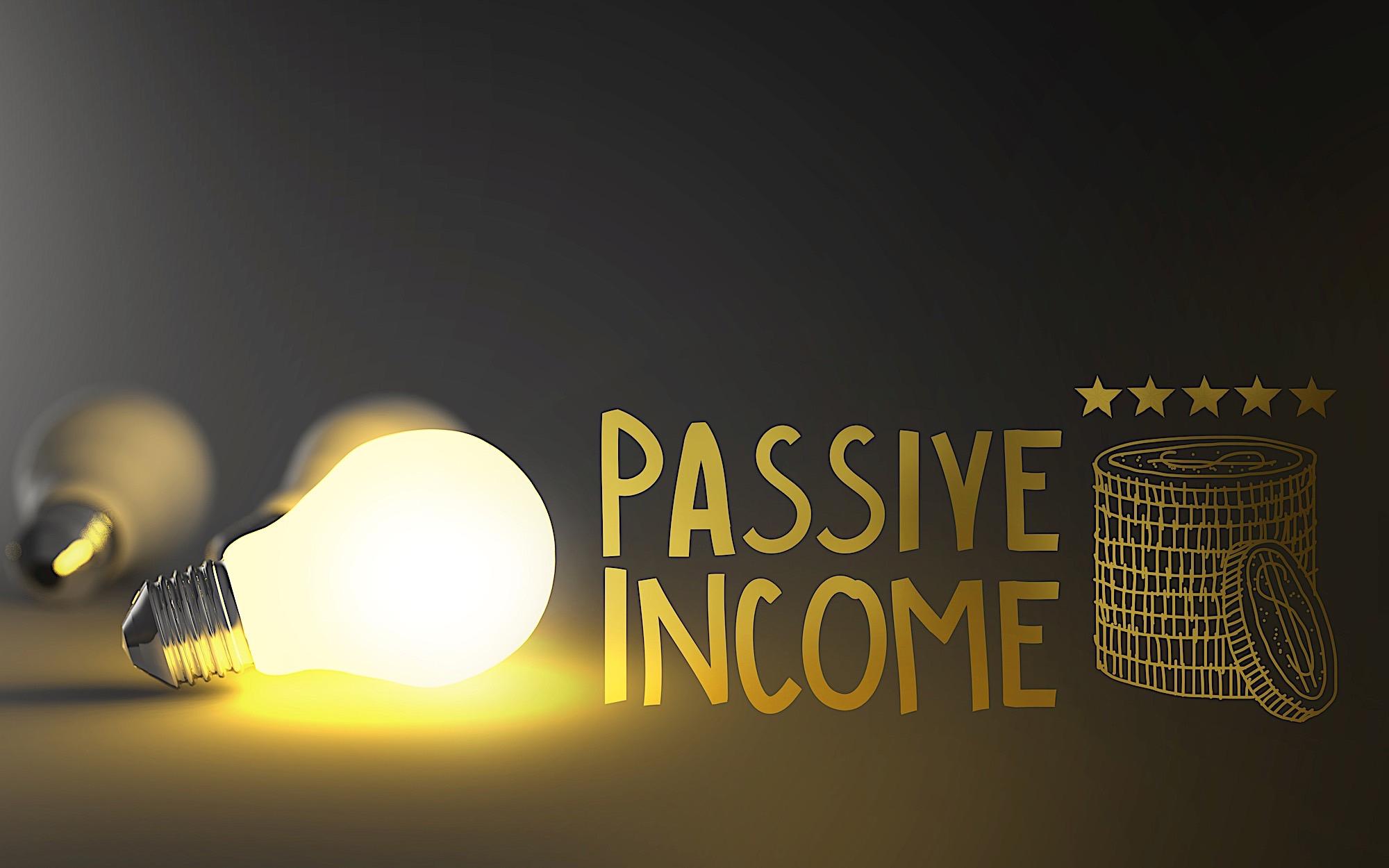 Passive income in forex