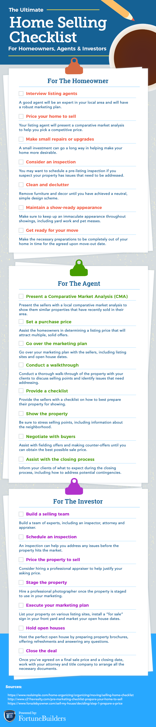 home-selling-checklist