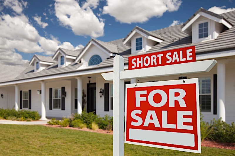 Short sale process for buyer