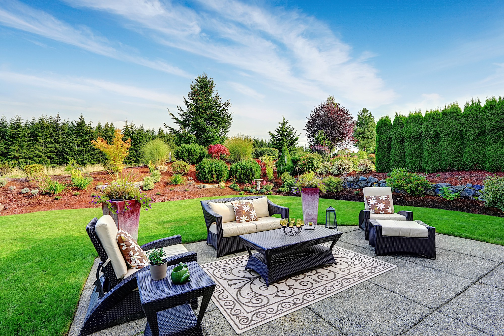 Your Perfect Backyard Makeover Fortunebuilders