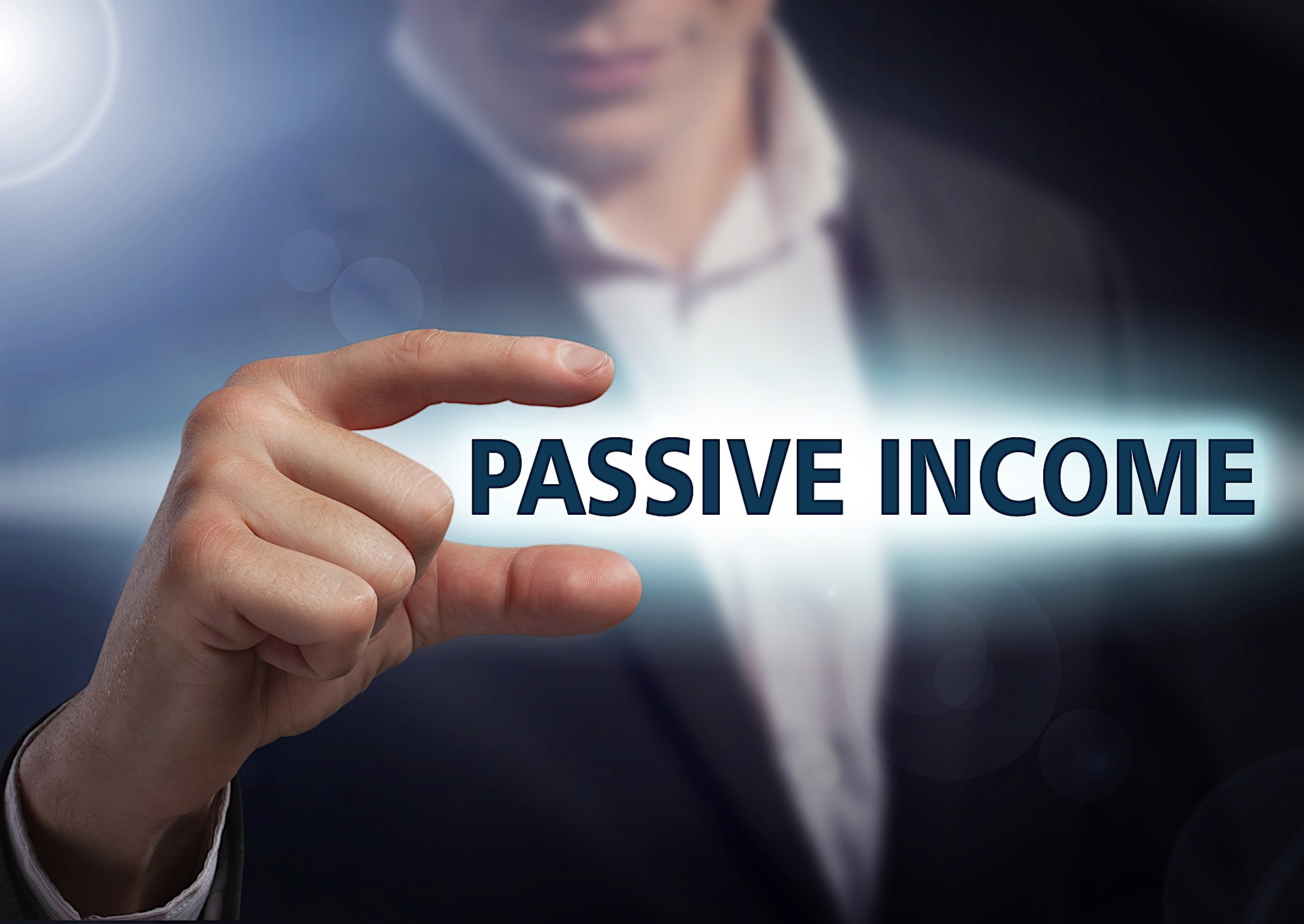 Real estate passive income