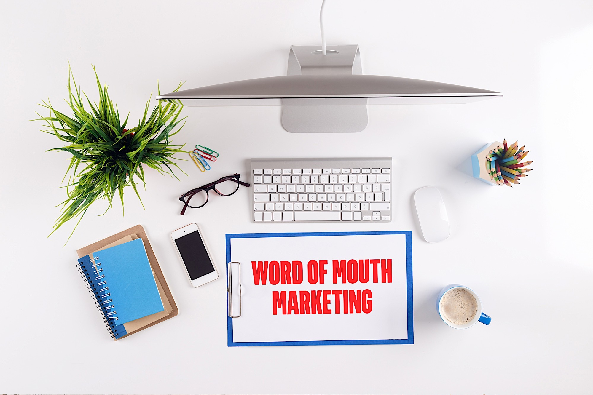 Word of mouth marketing definition