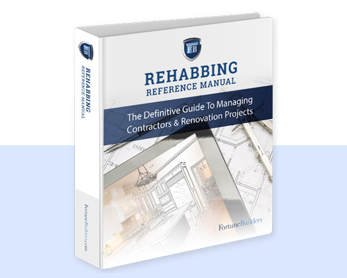 Rehabbing Reference Manual