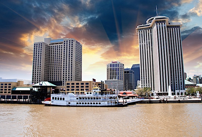 New Orleans real estate investing
