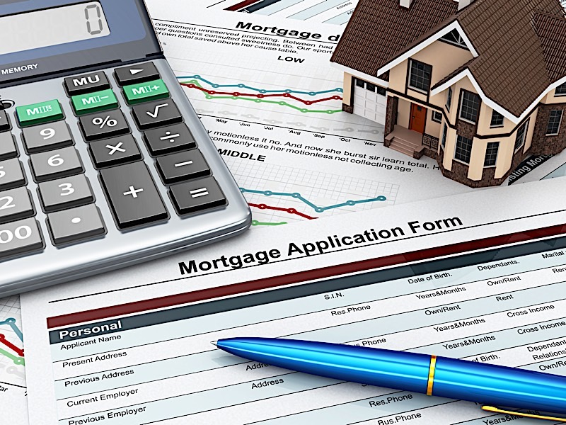 Assuming a mortgage loan