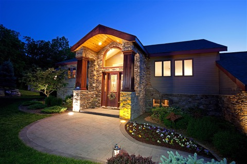 Ramp Up Your Exterior Lighting
