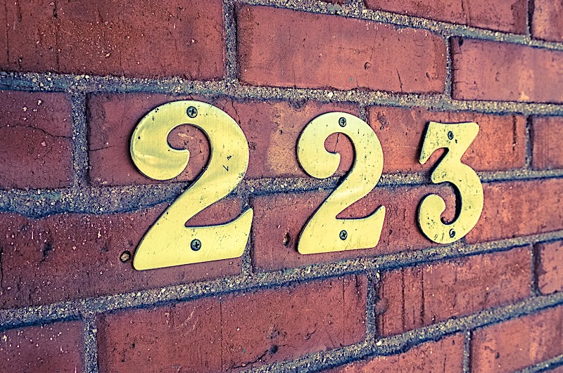 Updating Your Address Numbers