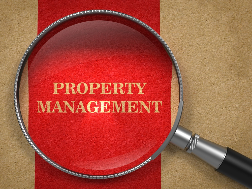 real estate management companies