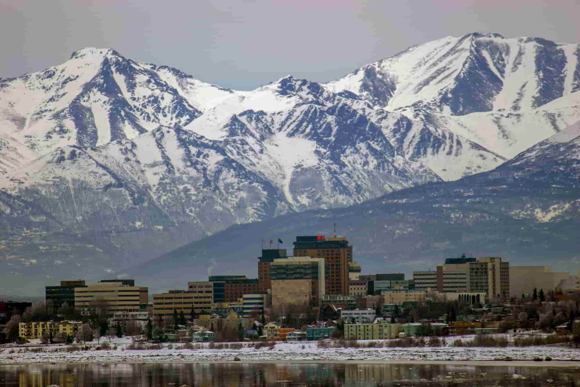 Anchorage real estate investing