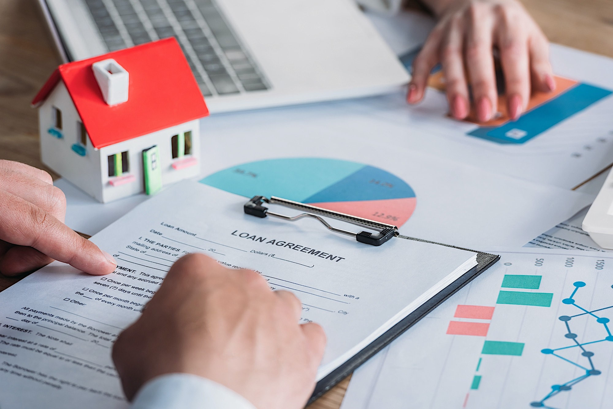 refinance rental property