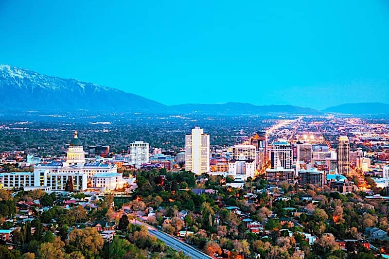 Salt Lake City real estate investing