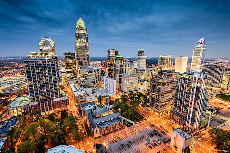 Charlotte real estate investing