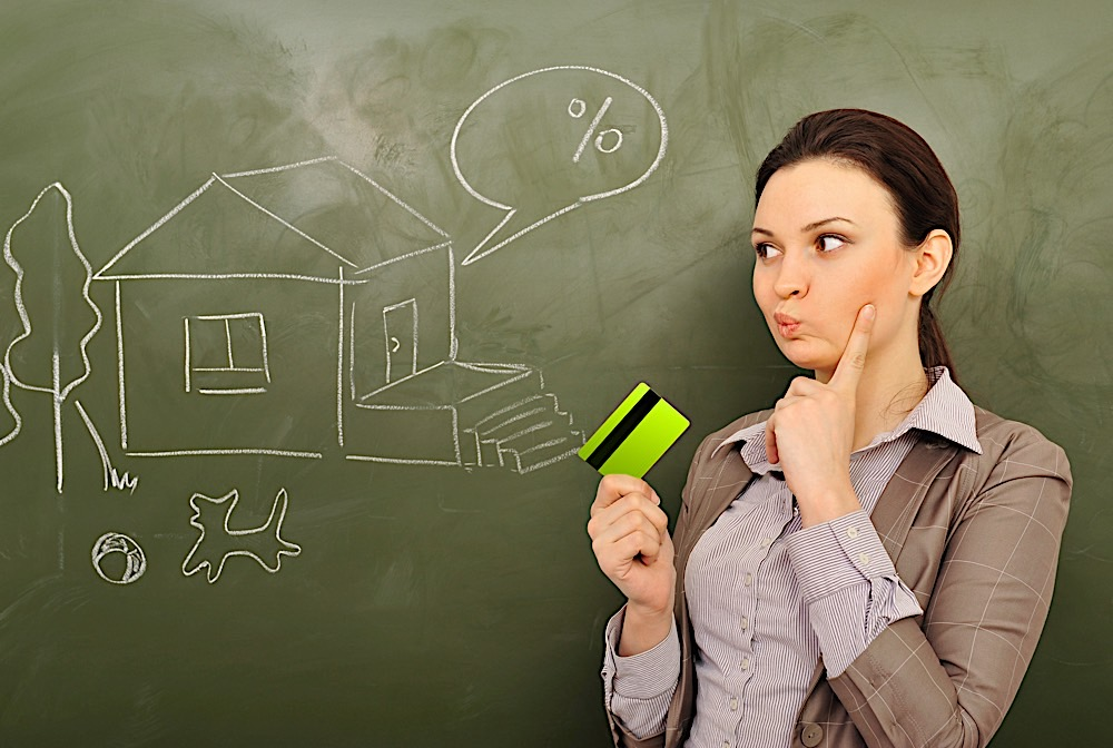 what are the four parts of a mortgage payment