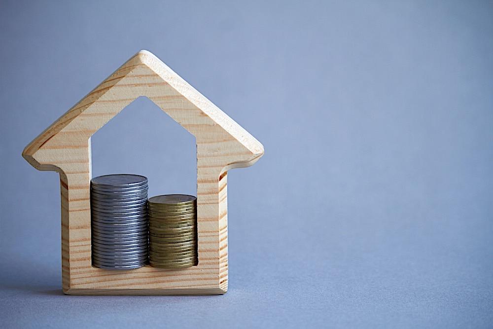 Rent-to-price ratio
