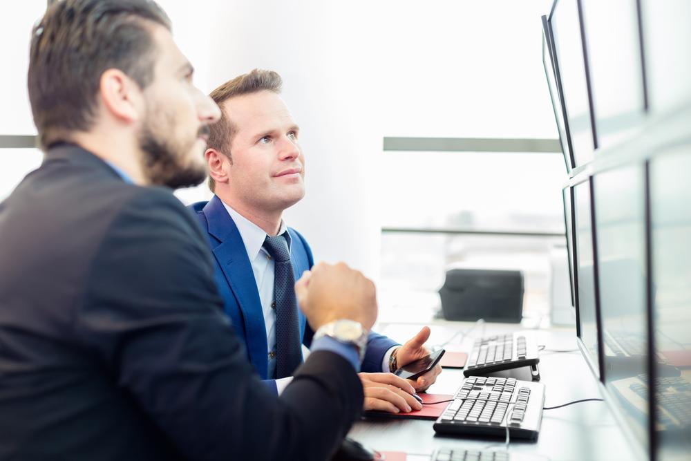 trading stocks online