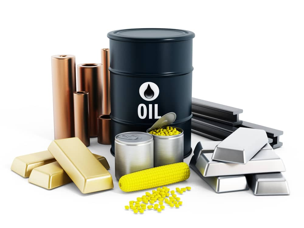 best commodity etfs