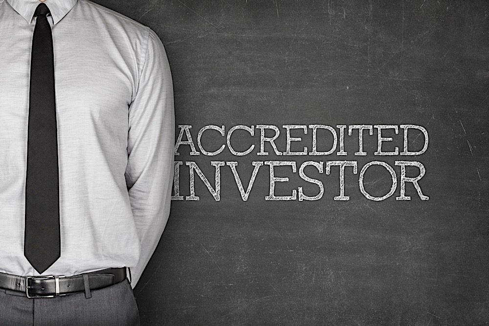 Accredited investor definition