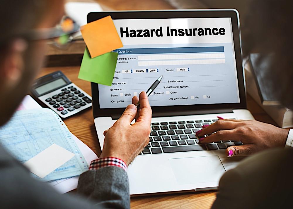Hazard insurance definition
