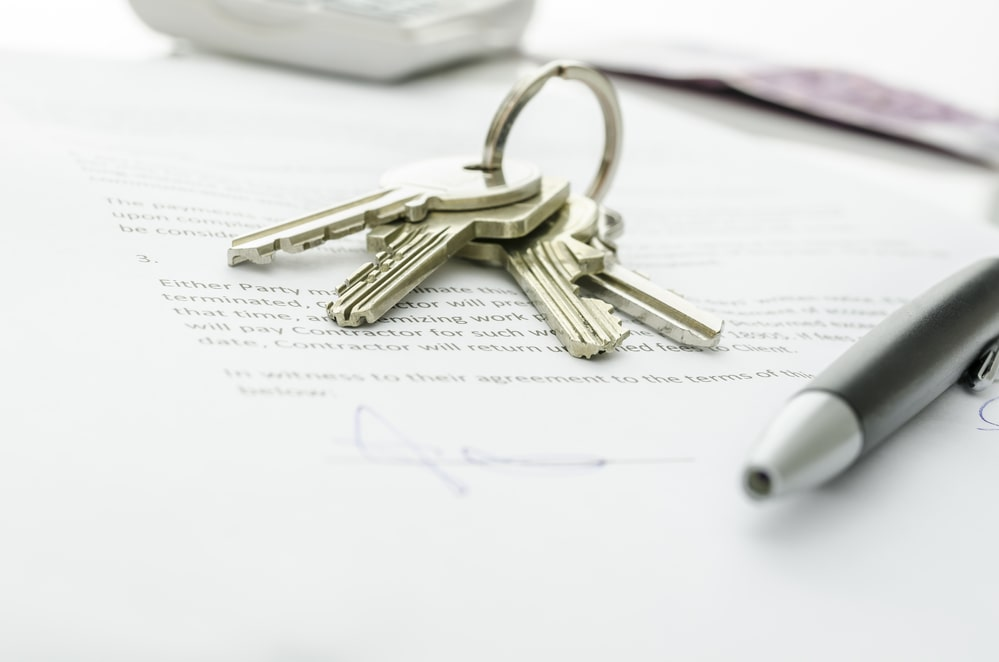 sell real estate contract