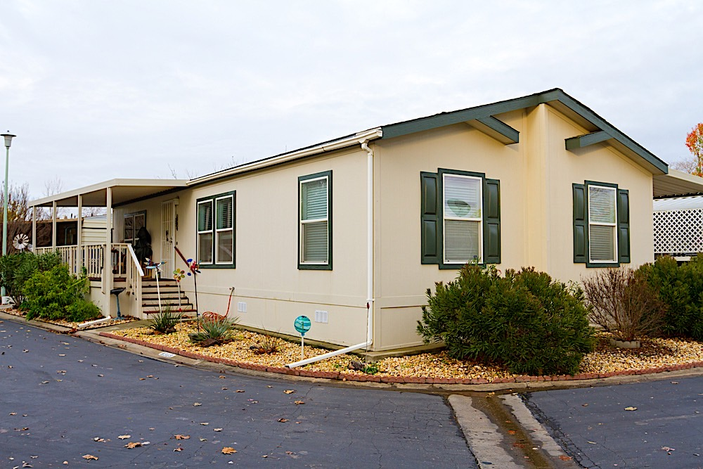 what is a manufactured home
