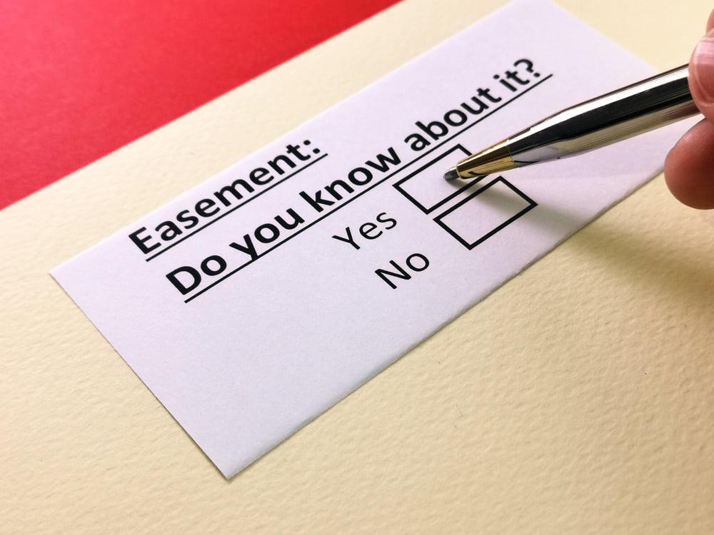 Easement definition
