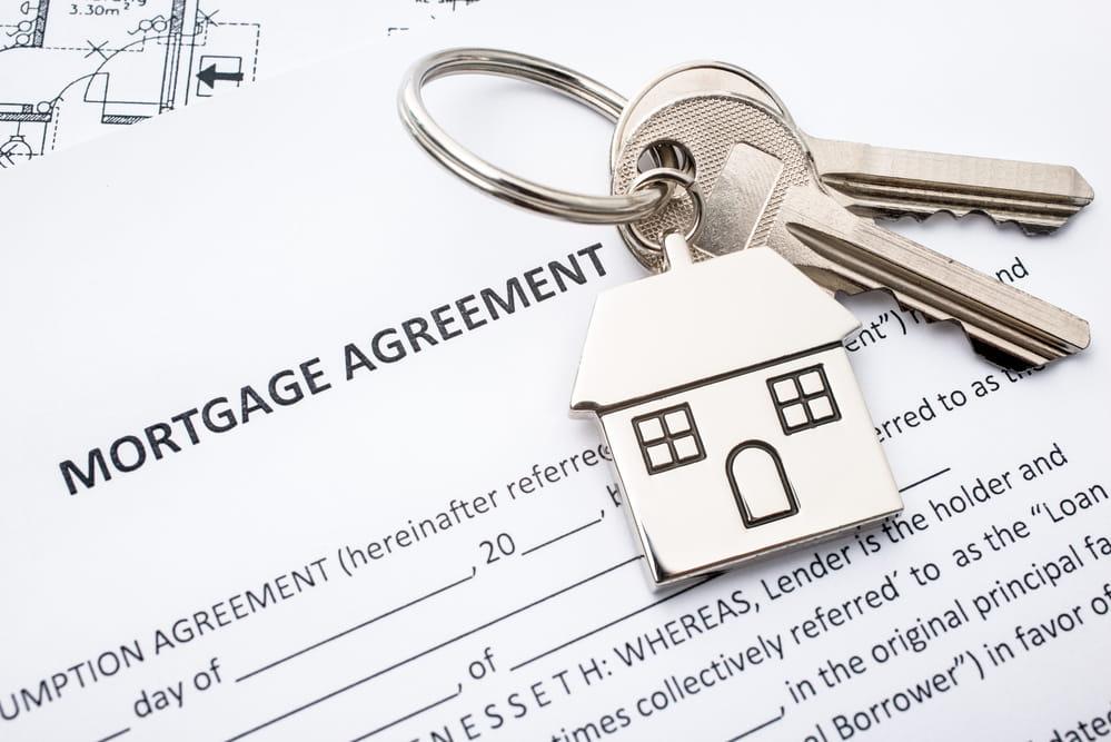 delayed financing mortgage