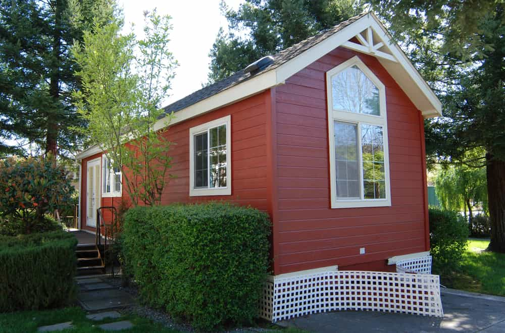 is buying a tiny house a good investment