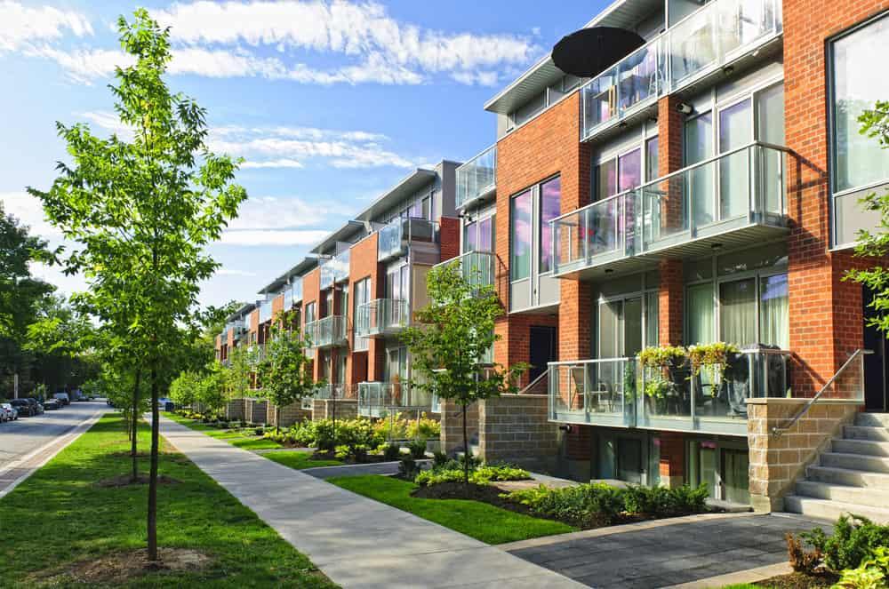 Types of rental properties